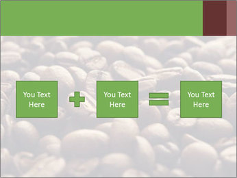 Natural Coffee Beans PowerPoint Template - Slide 95