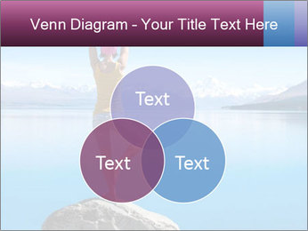Yoga Girl PowerPoint Template - Slide 33