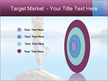 Yoga Girl PowerPoint Template - Slide 84