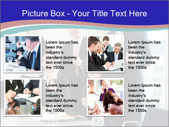 Team Of Auditors PowerPoint Template - Slide 14