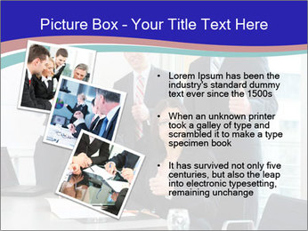 Team Of Auditors PowerPoint Template - Slide 17
