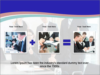 Team Of Auditors PowerPoint Template - Slide 22
