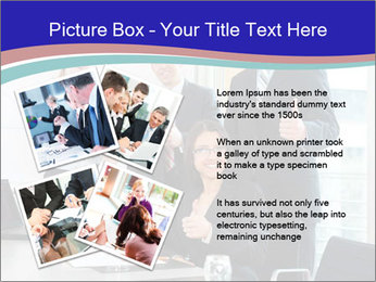 Team Of Auditors PowerPoint Template - Slide 23
