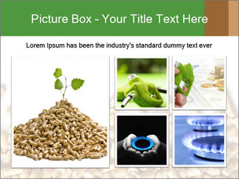 Wooden pellets PowerPoint Templates - Slide 19