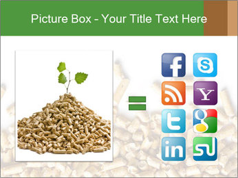 Wooden pellets PowerPoint Template - Slide 21
