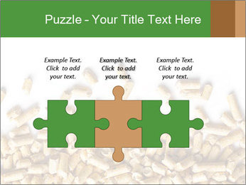Wooden pellets PowerPoint Templates - Slide 42