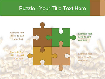 Wooden pellets PowerPoint Templates - Slide 43