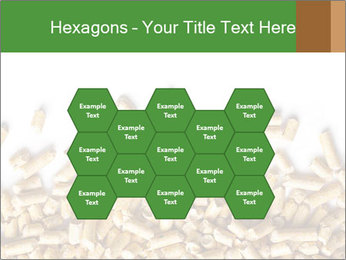 Wooden pellets PowerPoint Template - Slide 44