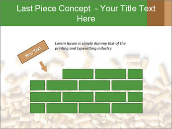 Wooden pellets PowerPoint Templates - Slide 46