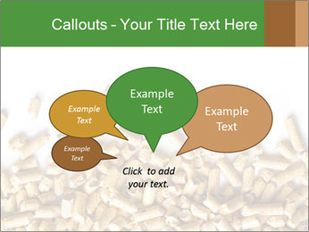 Wooden pellets PowerPoint Templates - Slide 73