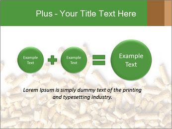 Wooden pellets PowerPoint Templates - Slide 75