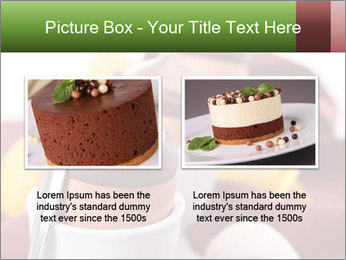 Chocolate mousse PowerPoint Template - Slide 18