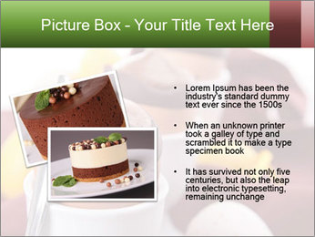 Chocolate mousse PowerPoint Template - Slide 20