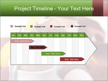 Chocolate mousse PowerPoint Templates - Slide 25
