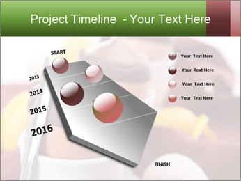 Chocolate mousse PowerPoint Template - Slide 26