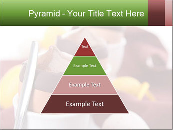 Chocolate mousse PowerPoint Template - Slide 30