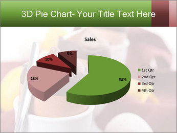 Chocolate mousse PowerPoint Template - Slide 35