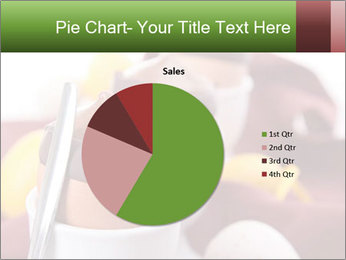 Chocolate mousse PowerPoint Template - Slide 36