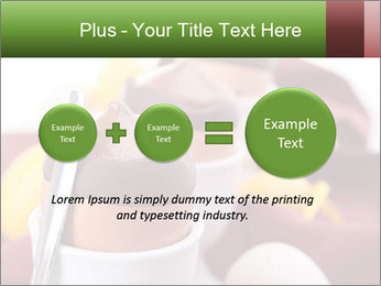 Chocolate mousse PowerPoint Template - Slide 75