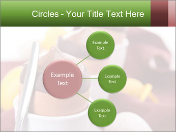 Chocolate mousse PowerPoint Template - Slide 79
