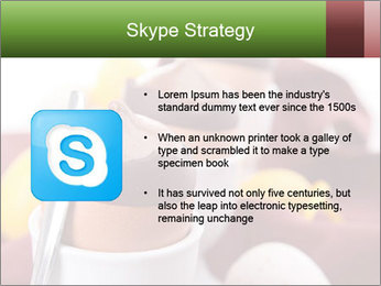 Chocolate mousse PowerPoint Template - Slide 8