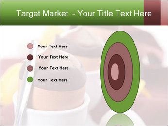 Chocolate mousse PowerPoint Templates - Slide 84