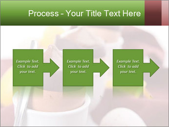 Chocolate mousse PowerPoint Template - Slide 88