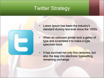Chocolate mousse PowerPoint Template - Slide 9