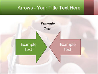 Chocolate mousse PowerPoint Templates - Slide 90