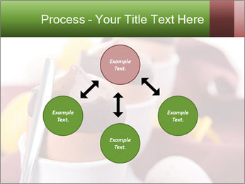 Chocolate mousse PowerPoint Template - Slide 91