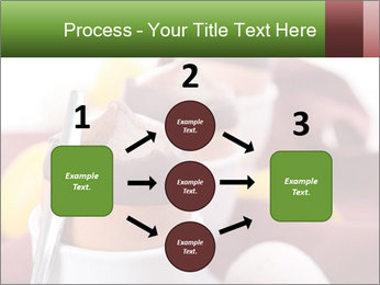 Chocolate mousse PowerPoint Template - Slide 92