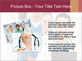 Group of health care workers PowerPoint Templates - Slide 20