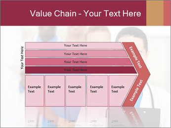 Group of health care workers PowerPoint Templates - Slide 27