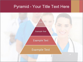Group of health care workers PowerPoint Template - Slide 30
