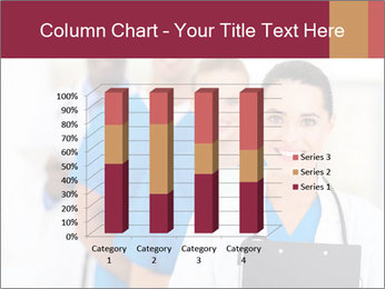 Group of health care workers PowerPoint Template - Slide 50