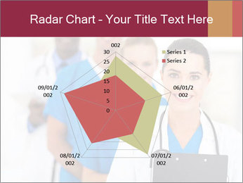 Group of health care workers PowerPoint Templates - Slide 51