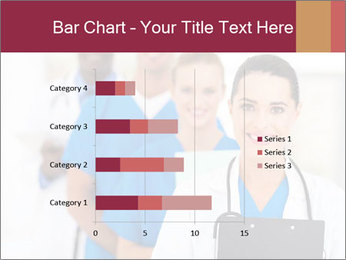 Group of health care workers PowerPoint Templates - Slide 52