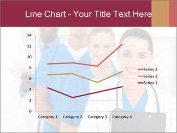 Group of health care workers PowerPoint Template - Slide 54