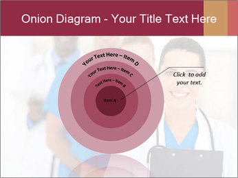 Group of health care workers PowerPoint Template - Slide 61
