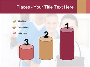 Group of health care workers PowerPoint Templates - Slide 65