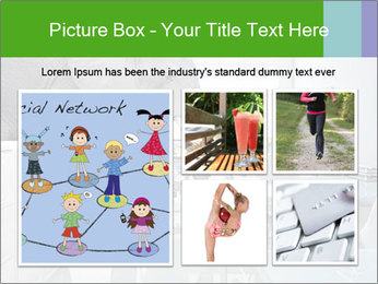 Elephant PowerPoint Template - Slide 19