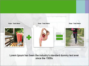 Elephant PowerPoint Template - Slide 22