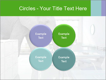 Elephant PowerPoint Template - Slide 38
