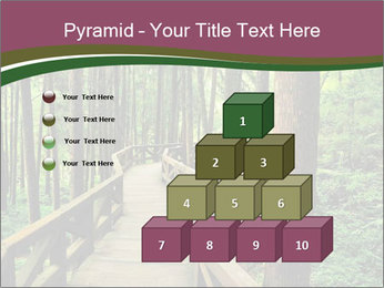 Wooden road PowerPoint Templates - Slide 31