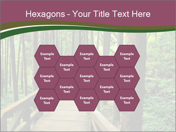 Wooden road PowerPoint Templates - Slide 44