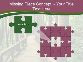 Wooden road PowerPoint Templates - Slide 45