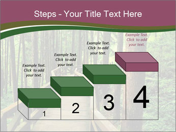 Wooden road PowerPoint Templates - Slide 64