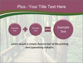 Wooden road PowerPoint Templates - Slide 75