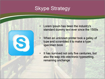 Wooden road PowerPoint Templates - Slide 8