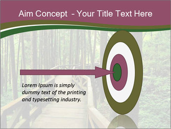 Wooden road PowerPoint Templates - Slide 83